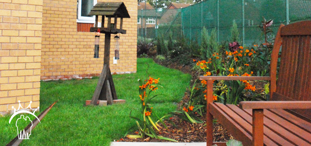 Gardens At Herons Park Nursing Home, Kidderminster